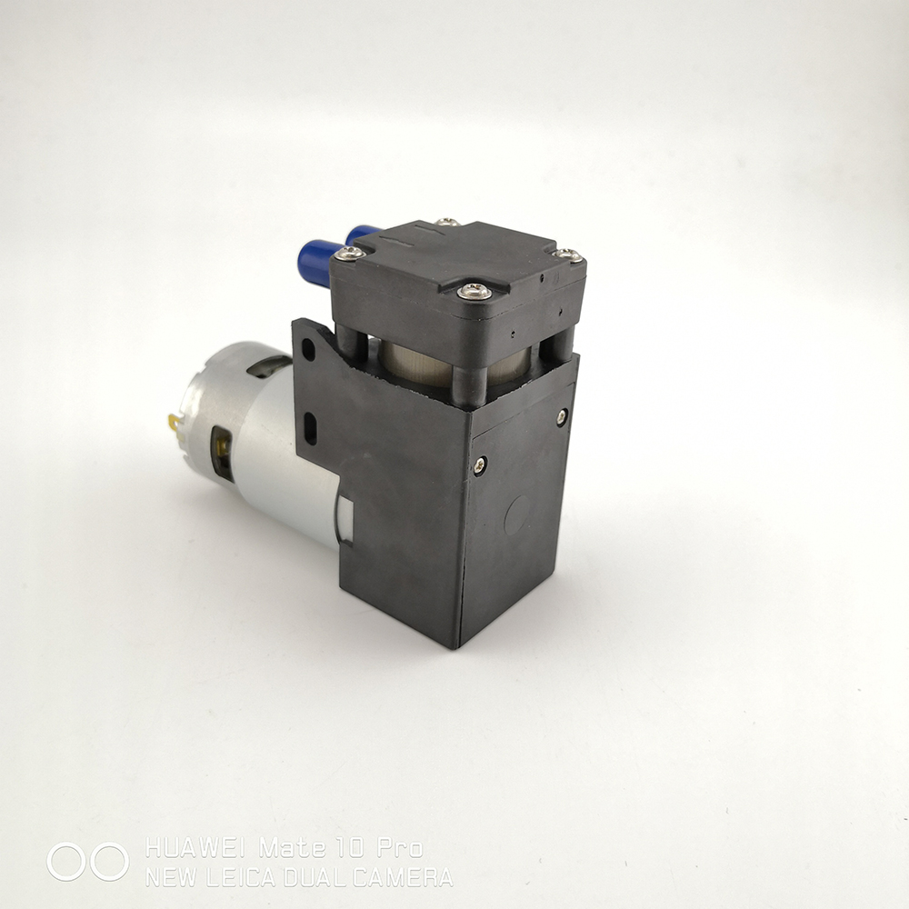 600kpa High Pressure Small Air Pump 40L/Min Dc 12v Piston Vacuum Pump Max 85kpa