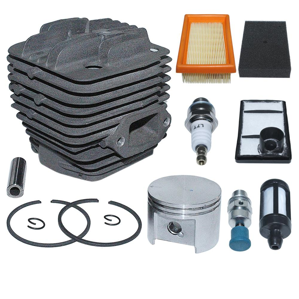 Tools : 49mm Cylinder Air Fuel Filter Kit For Stihl TS400 Concrete Cut-Off Saw Replace 4223 020 1200