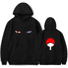 Anime naruto hoodies homem/womens streetwear moda hip hop harajuku alta qualidade streetwear naruto menino/meninas roupas moletom