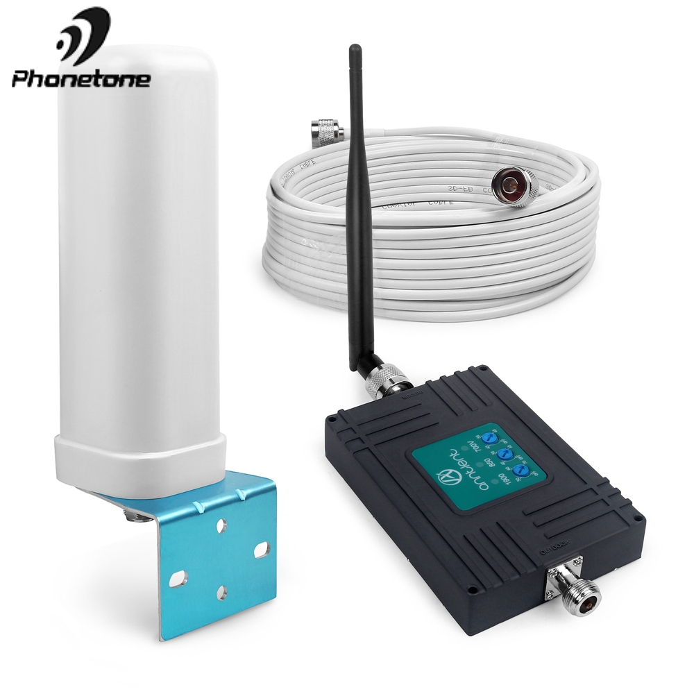 Cell Phone Signal Booster For US/CA 2G 3G 4G 850/1900/700MHz LTE Verizon Mobile Signal Repeater Band 5 2 13 For GSM Voice/Data