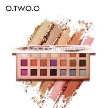 SO HOT 21-color Matte Shimmer Eyeshadow Palette Makeup Pro Glitter Waterproof Pigment Gray Purple Eyes Shadow Darling Style