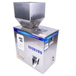 Image 3 - Ytk 500G Korrel Poeder Vulmachine Automatische Wegen Machine Mispel Verpakkingsmachine Voor Thee Bean Zaad Deeltje