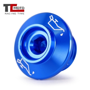 Image 1 - CNC Engine Oil Filler Screw Cover Plug M20*2.5  For Yamaha MT09 Tracer MT09Tracer GT MT 09 SP Tmax 530 T max 530/DX/SX XSR900