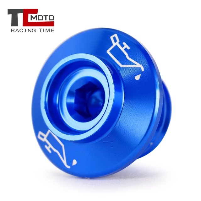 CNC Engine Oil Filler Screw Cover Plug M20*2.5  For Yamaha MT09 Tracer MT09Tracer GT MT 09 SP Tmax 530 T max 530/DX/SX XSR900