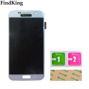 Image 3 - AMOLED LCD Display For Samsung Galaxy S7 G930 G930A G930F SM G930F LCD Display Touch Screen Assembly Digitizer Panel Tools