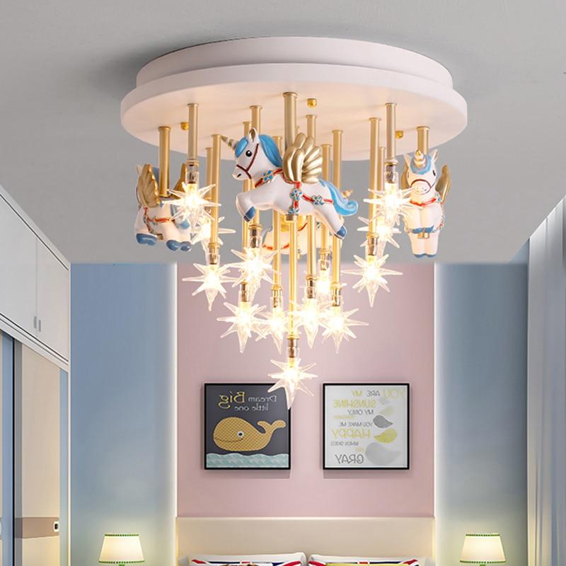 Ceiling Lamp Boy Bedroom