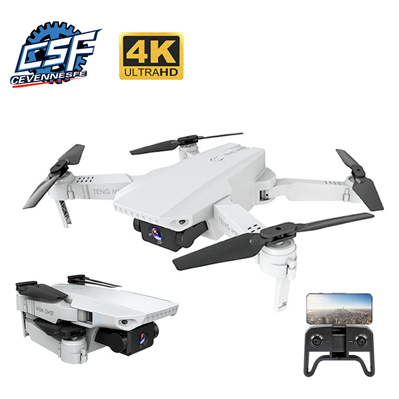Rc Drone  2020 NEW Drone 4k HD WiFi real-time transmission video fpv Quadcopter  With Wide-Angle HD Camera Drone