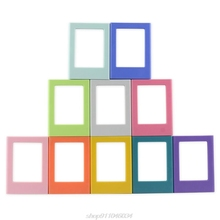 Magnet-Picture-Frame Photos Mini for Holding 3inch Fridge Refrigerator DIY N24 Colorful