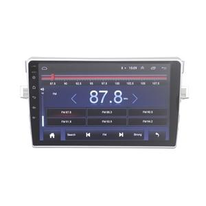 Image 4 - 4G WIFI 2G 32G Android 9.0 2 din autoradio für Toyota Avensis Verso EZ 2010 2015 autoradio auto audio auto stereo автомагнитола
