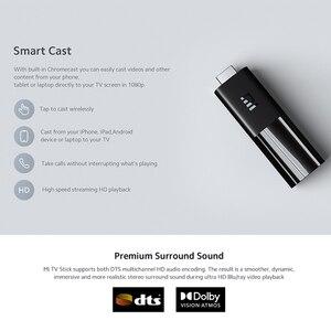 Image 3 - Global Version Xiaomi Mi TV Stick Android TV Quad Core 1GB RAM 8GB ROM Bluetooth Wifi Netflix Google Assistant Mi TV Stick