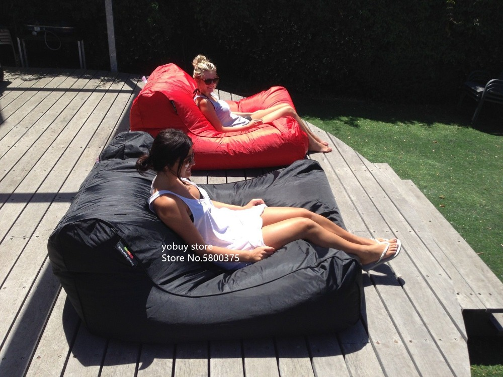 Large Size Water Floating Bean Bag Chair Made Of 420D Oxford-PVC Material 26