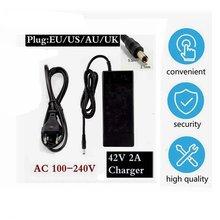 10 серия 36 В 2 А оптовая продажа зарядное устройство для электрического