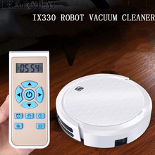 цена на IX330 Robot Vacuum Cleaner Intelligent V-type magic brush remote control timing automatic recharge D8