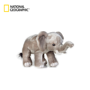 """National Geographic 10.5"""" African elephant kawaii Stuffed Plush Animals Toys For Boys Girls Children Adult Friend мягкие игрушки"""