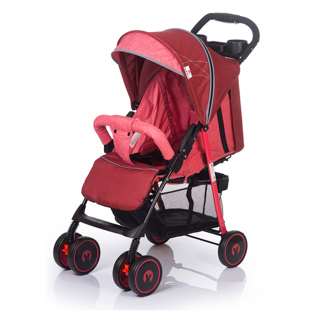 Mother & Kids Activity & Gear Baby Stroller Lightweight Stroller BabyHit 274559 pouch light weight portable travel airplane baby stroller can sit lie car foldable summer baby umbrella cart trolley pram 0 3y