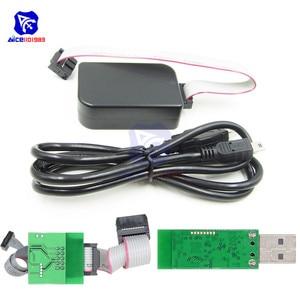Image 2 - diymore Bluetooth Zigbee Emulator CC Debugger Programmer Protocol Analysis Debugger CC2540 CC2531 Programming Connector Module