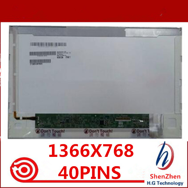 12.5 인치 LTN125AT02 B125XW02 V.0 B125XW02 V0 LP125WH1 <font><b>HP</b></font> <font><b>2560p</b></font> 2570p 노트북 lcd 화면 1366*768 image