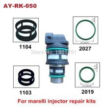 Комплект для ремонта топливного инжектора, 20 комплектов, для Century Beretta Cavalier Lumina S10 S 15 2.2L #17100435, 17109130, 17112693, 17113124