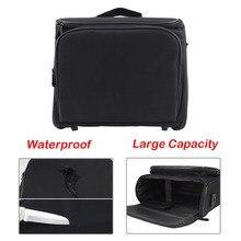 SUNNYLIFE 34x28x13 سنتيمتر الجعة قدرة خدش تخزين حقيبة حمل حافظة لإبسون باناسونيك BenQ شارب Optoma NEC Acer العارض