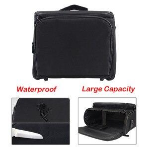 Image 1 - SUNNYLIFE 34x28x13 см вместительная сумка для хранения с защитой от царапин, чехол для Epson Panasonic BenQ Sharp Optoma NEC Acer проектор