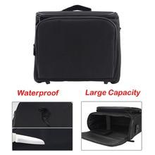 SUNNYLIFE 34x28x13cm Pils Capaciteit Scratchproof Opslag Carry Bag Case voor Epson Panasonic BenQ Sharp Optoma NEC Acer Projector
