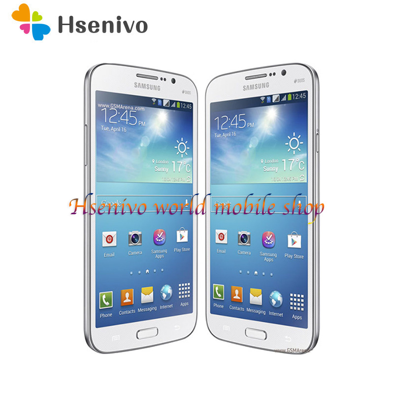 Original Unlocked Samsung Galaxy Mega 5.8 I9152 Mobile Phone 1.5GB Ram 8GB Rom 5.8