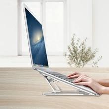 13/15 дюймов подставка для ноутбука Складная охлаждающая подставка для ноутбука 5 уровней регулируемая для Macbook Dell lenovo ASUS Xiaomi