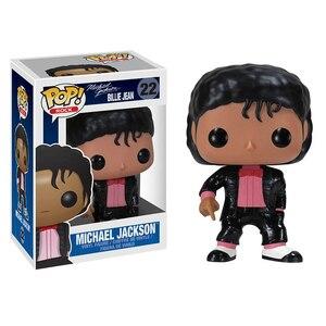 Image 5 - Funko POP figura de acción BEAT IT Dangerous de MICHAEL JACKSON, modelo de colección de figuras de acción en PVC, juguetes para niños, regalo de cumpleaños
