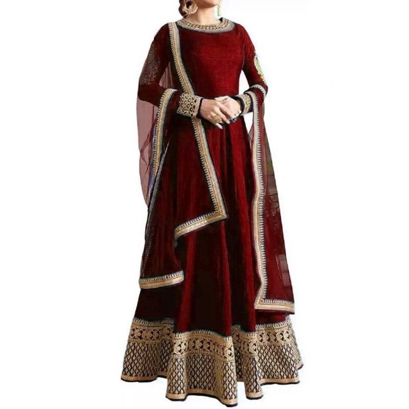 Muslim Dress платья Vestido Robe Hijab Dress Kaftan мусульманское платье Ramadan Caftan Abaya Muslim Dress Women Sukienki Robe