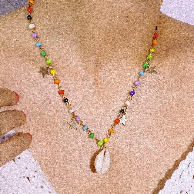 JCYMONG Bohemain Beads...