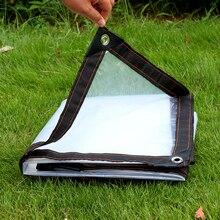 Tarp-Cover Tent Rainproof-Accessories Garden Waterproof SHELTER Home 4m Cloth-Tarpaulin