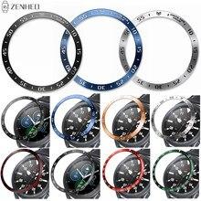 Металлическая Рамка-кольцо для Samsung Galaxy Watch 3 41 мм 45 мм, защита от царапин, защитное кольцо, чехол для Galaxy Watch 3