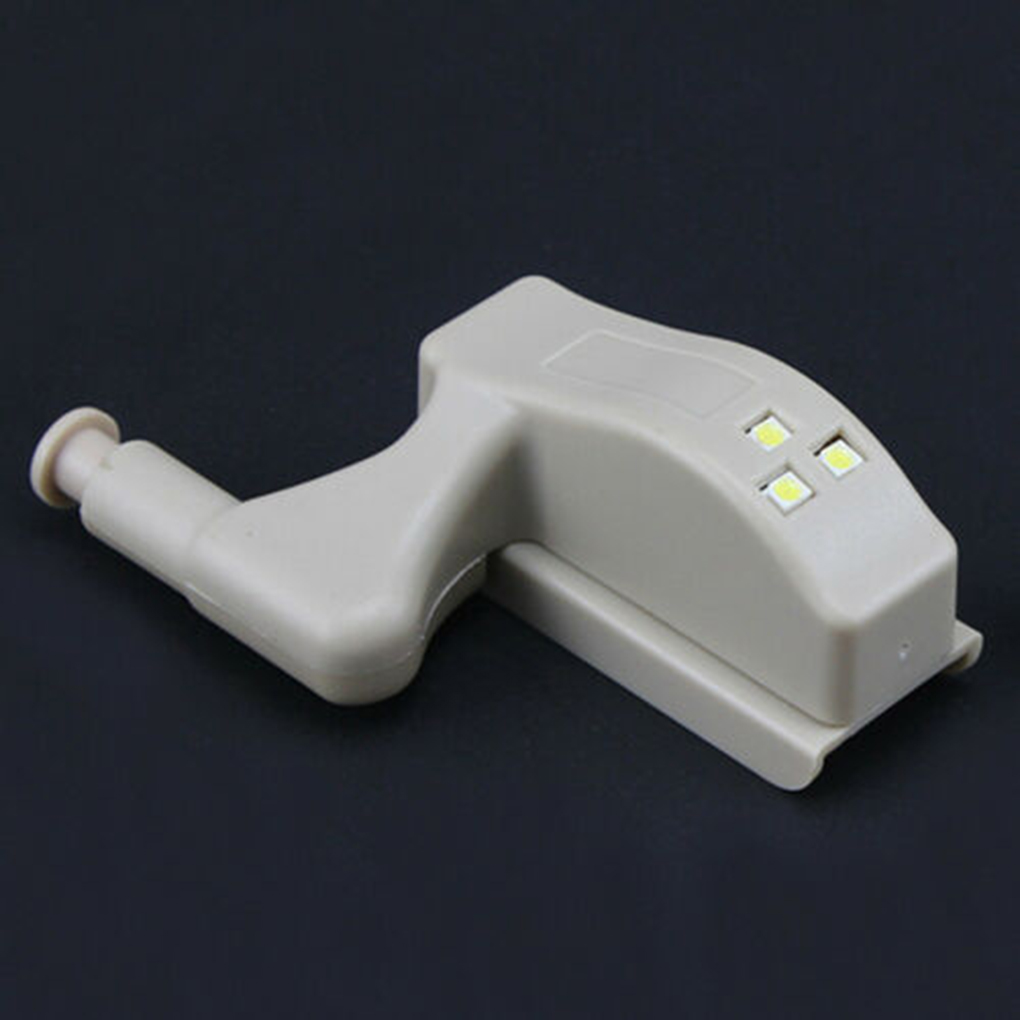 2/5/6/10 шт. светодиодный шкаф светильник сенсорный Сенсор шкаф со стеклянными дверями внутреннего шарнирная лампа шкаф для одежды шкаф ночной...