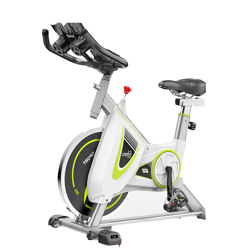 120KGS Indoor Speed Resistance Cycling Bike Home Sport Trainer Mute Smart Exercise Bike Lose Weight Fitness Equipment
