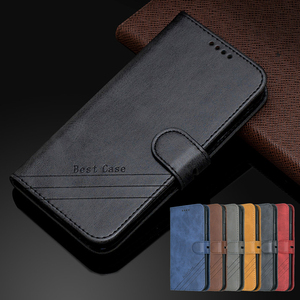 X Cover 4 Etui on For Samsung XCover 4 Case Wallet Magnetic Leather Cover For Galaxy XCover 4s G390F G398F Flip Phone Coque