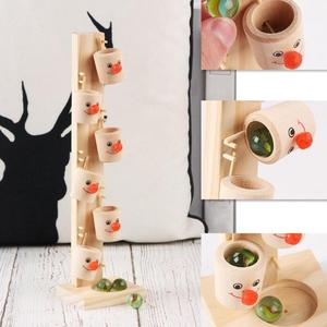 Wooden Tree Visual Tracking Wh