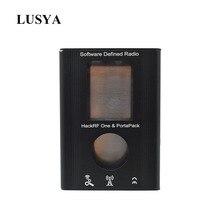 Lusya PortaPack אלומיניום מעטפת עבור HackRF אחד 1MHz 6GHz SDR מקלט ולהעביר AM FM SSB חם רדיו C2 002