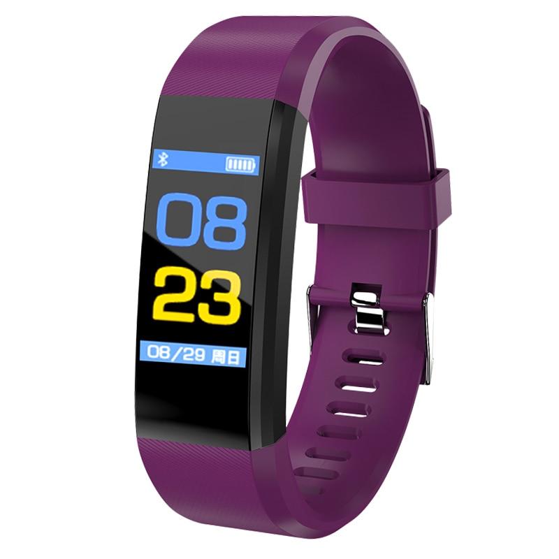 Sport Smart Watch Children Women Watches Kids For Girls Boys Electronic Wristwatch Color LED Digital Child Band Clock Smartwatch