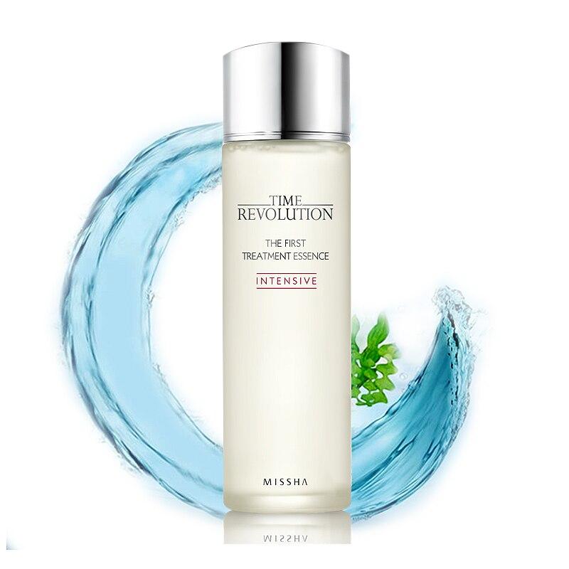 MISSHA Time Revolution le premier traitement Essence Intensive crème visage Anti rides raffermissant sérum visage 150ml cosmétiques coréens