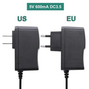 5V 0.6A 600mA DC3.5x1.35 Converter Switching Power Supply Adapter Charger for TP-LINK Router(China)