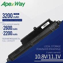 """Apexway ноутбук Батарея A31LMH2 A31N1302 Батарея для ASUS VivoBook X200CA X200MA X200M X200LA F200CA 200CA 11,"""" A31LMH2"""