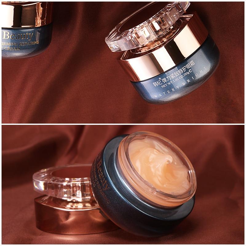 Korean Eye Cream Anti Wrinkle Lifting Visage Anti-Aging Moisturizing Dark Circle Male Female Eye Serum Eye Bags Removal Gel