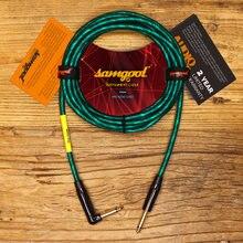 Кабель для электрогитары samgool + Серия линий шкатулка с шумоподавлением