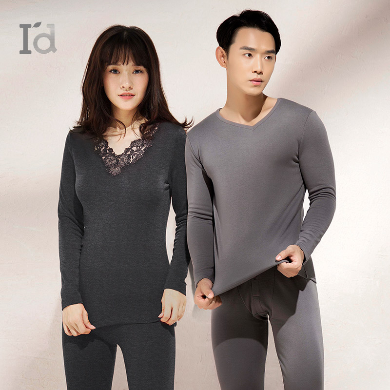 Thermal Underwear Men&Women Underwear Compression Underwear Winter Clothing Thick Thermal Underwear Sets Winter Underwear