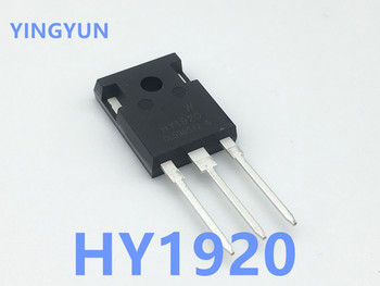 10pcs/lot    HY1920W HY1920 TO-247 high power field effect transistor  200V90A 25mΩ  New Original 5pcs lot rjk0351 k0351 mosfet metal oxide semiconductor field effect transistor