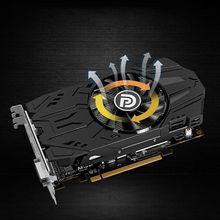 Graphics Card RX560D 4GB GDDR5 128Bit PCI Express 3.0 DirectX12 Video Card for Rx560 Chip Image Card Game Accessories evga 04g p4 2980 kr nvidia geforce gtx 980 4gb gddr5 dvi hdmi 3displayport pci express video card