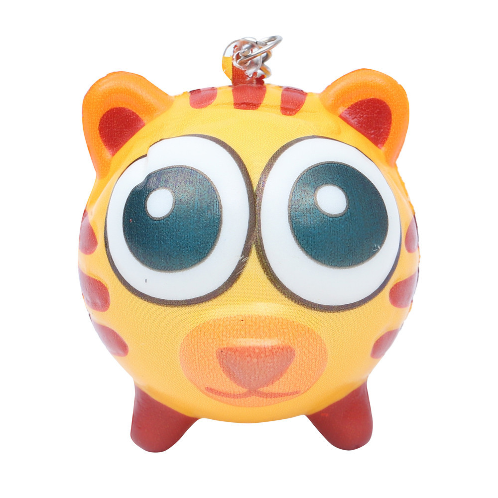 Slow Rising Stress Relief Toy Soft Animal Squeeze Toy Stress-Relief Healing Toy Eliminate Antistress Finger Pets Toy #A