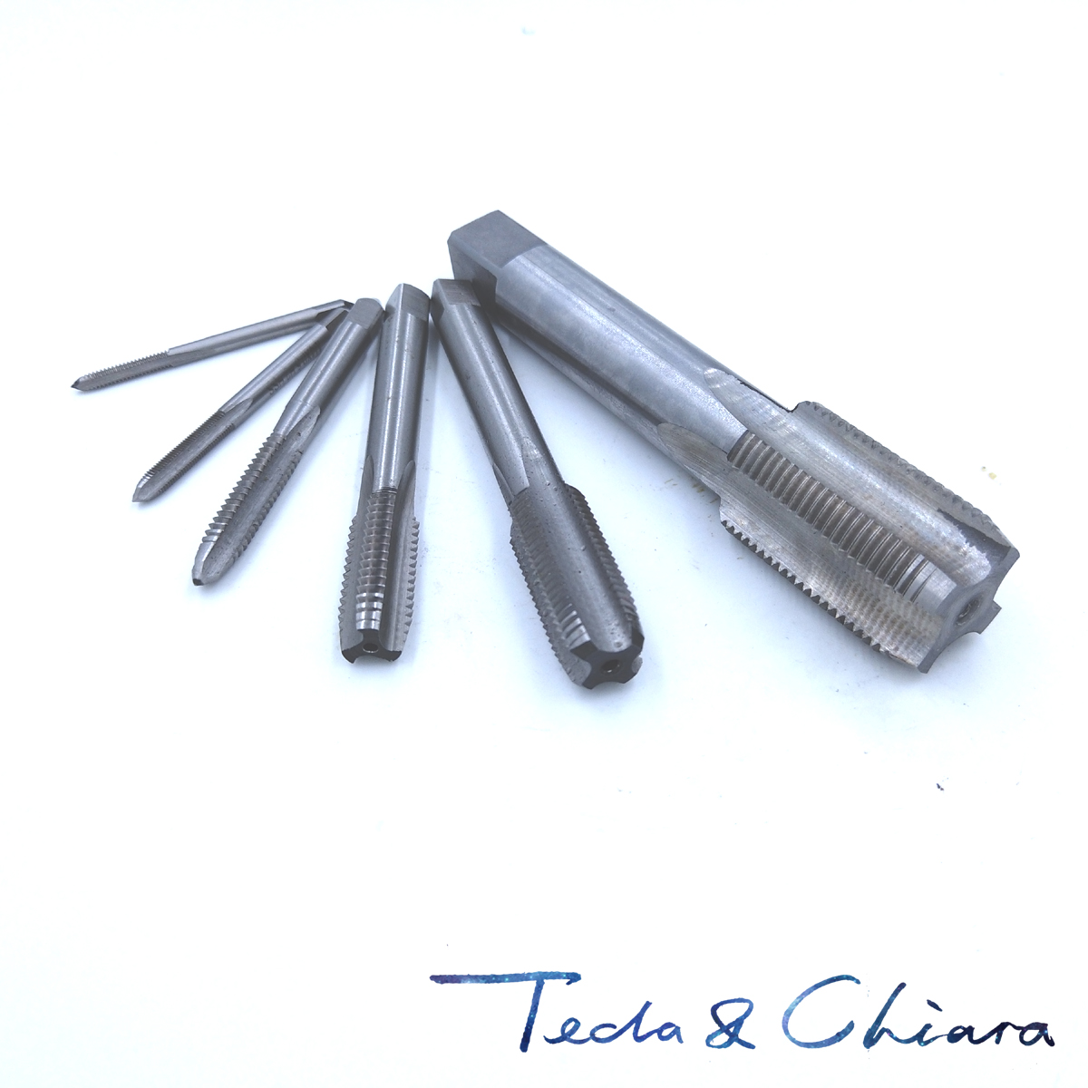 M2 M2.5 M3 M4 M5 M6 M7 M8 M9 M10 M12 M13 M14 M16 M18 M20 Metric HSS Left Hand Tap Pitch Threading Tools For Mold Machining LH