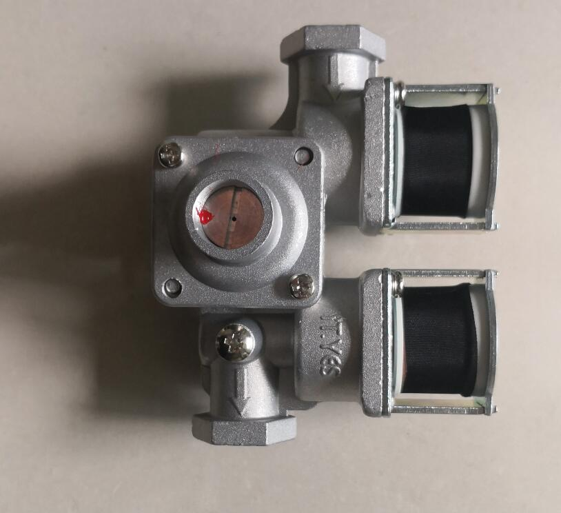 Universal Gas Oven Parts Sustaining Solenoid Valve 1/4