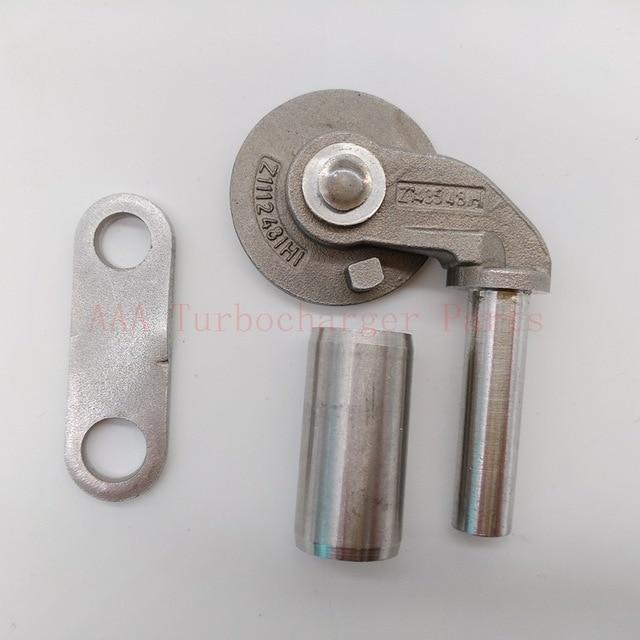 CAWA, CAWB, CBFA, CBLA 2.0T 53039700290 06J145702K JH5 RHF5 K03 Turbo Parts Wastegate Rattle Flapper  AAA Turbocharger Parts